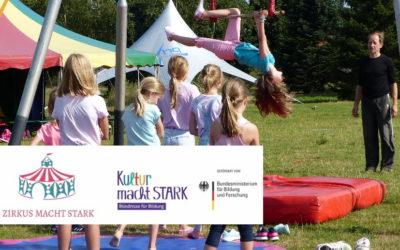 Auf Entdeckungsreise mit dem Circus – Kinder lernen von Artisten