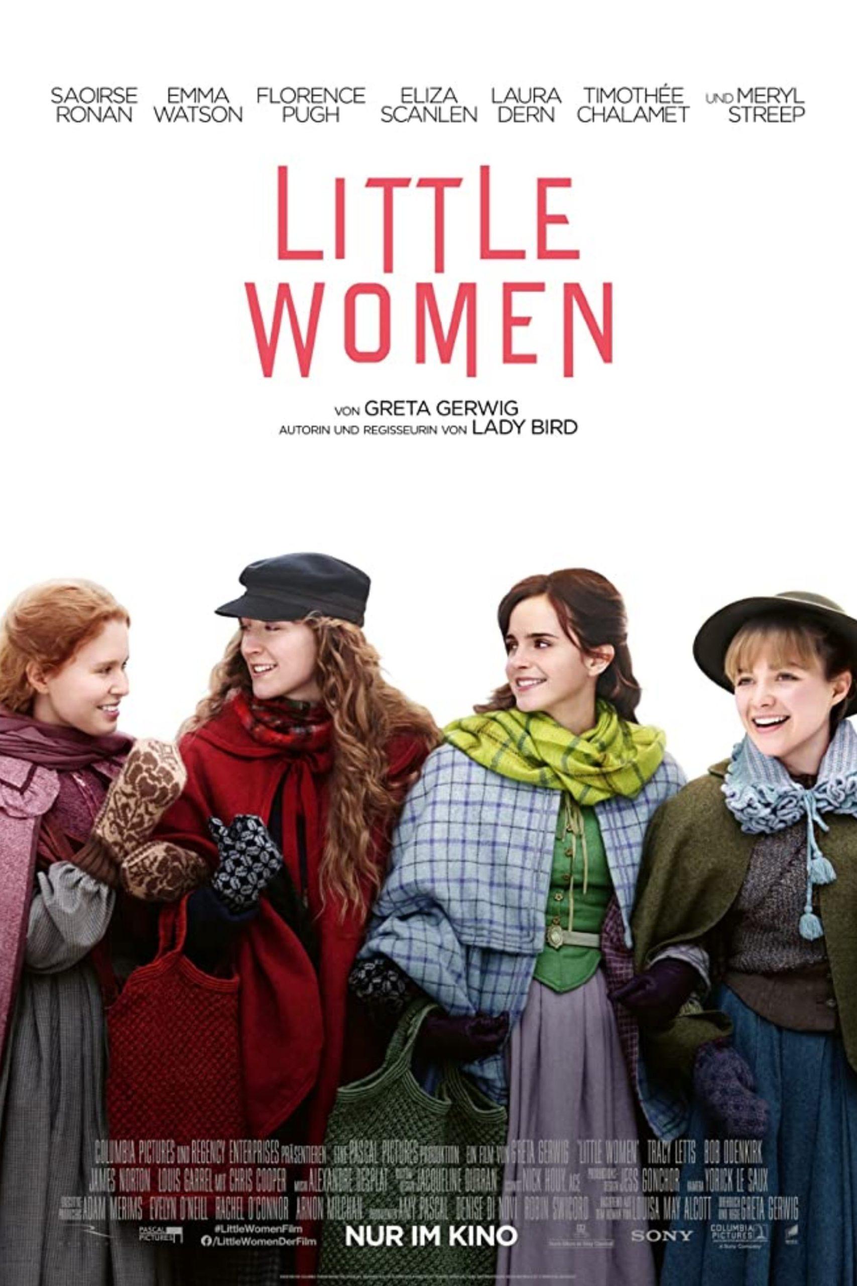 <b>17.12.2020</b><br>20:00 Uhr<br><b>Little Women</b>