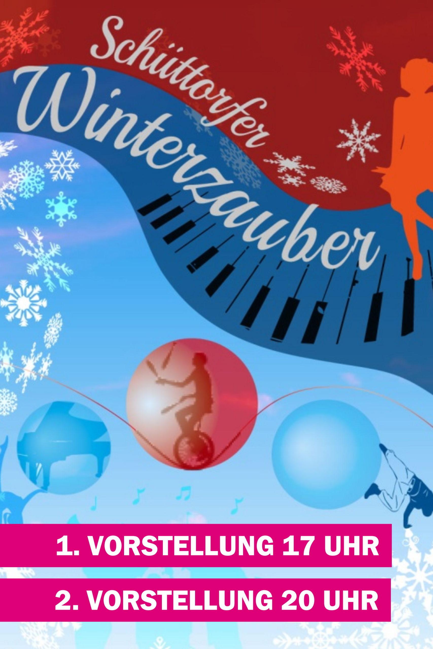 <b>16.01.2021</b><br>17:00 Uhr / 20:00 Uhr<br><b>Schüttorfer Winterzauber</b>