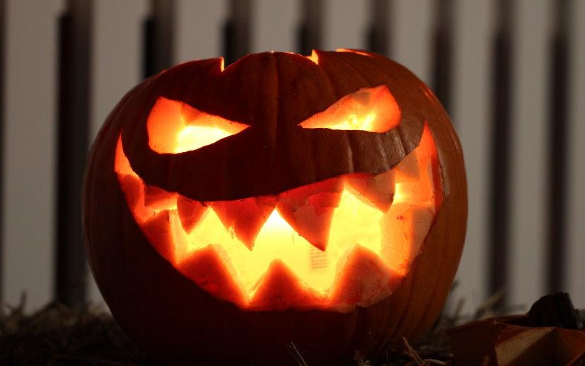 Halloween rückt näher – Gruselspiele im Jugendtreff