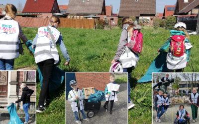 """Müllaktion """"Wir räumen auf"""" – 30 Säcke Müll gesammelt"""