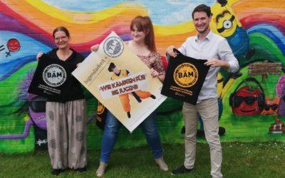 Jugendarbeit ist Bäm! – Kampagnenstart in der Grafschaft