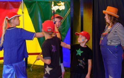 Circuswoche in Schüttorf begeistert 20 Kinder und Jugendliche