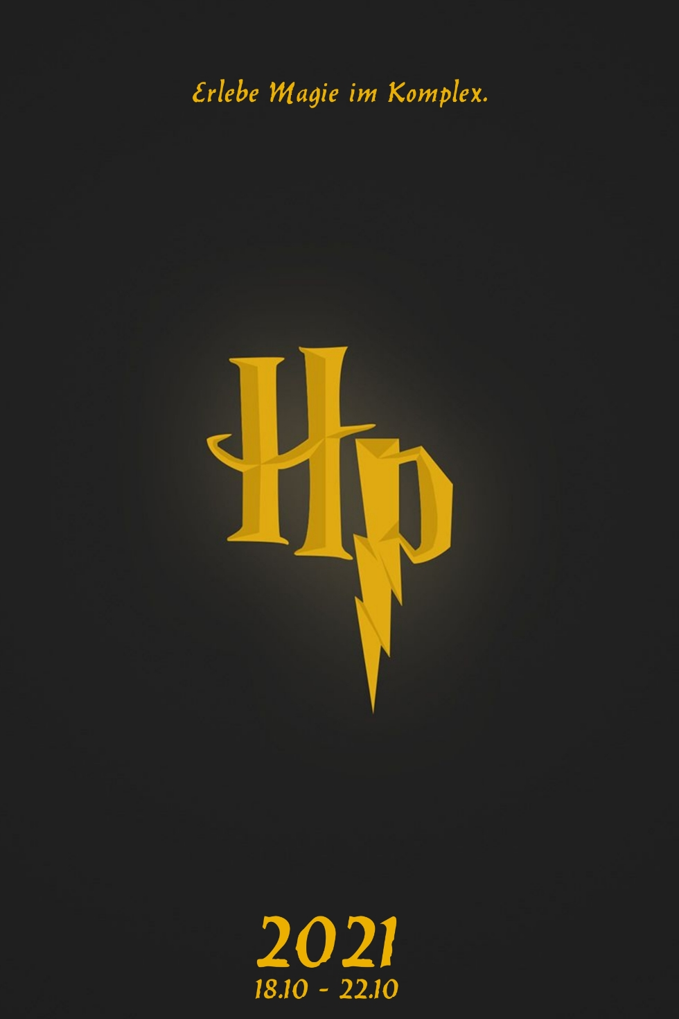 <b>22.10.2021</b><br>14:00 Uhr<br><b>Harry Potter Filmmarathon</b>